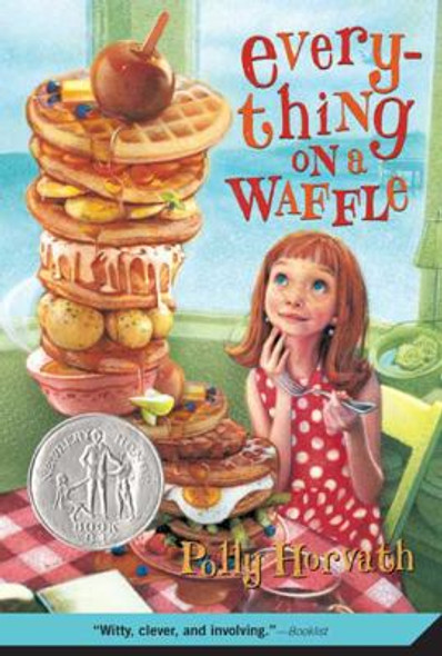 Everything on a Waffle [Paperback] Cover
