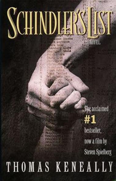 Schindler's List [Paperback] Cover
