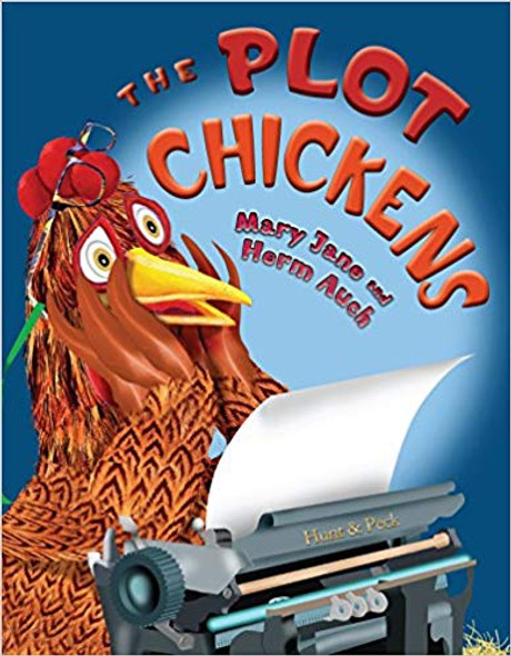 The Plot Chickens [Paperback] Cover