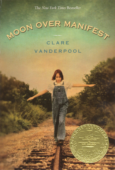 Moon Over Manifest (Turtleback School & Library Binding Edition) [Library Binding] Cover