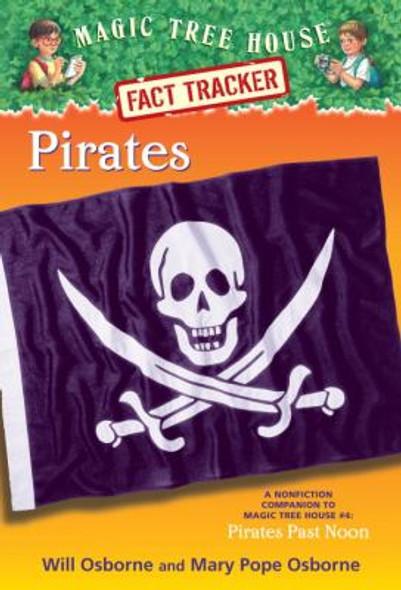 Pirates: A Nonfiction Companion to Pirates Past Noon [Mass Market Paperback] Cover