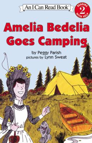 Amelia Bedelia Goes Camping (I Can Read Level 2) [Paperback] Cover