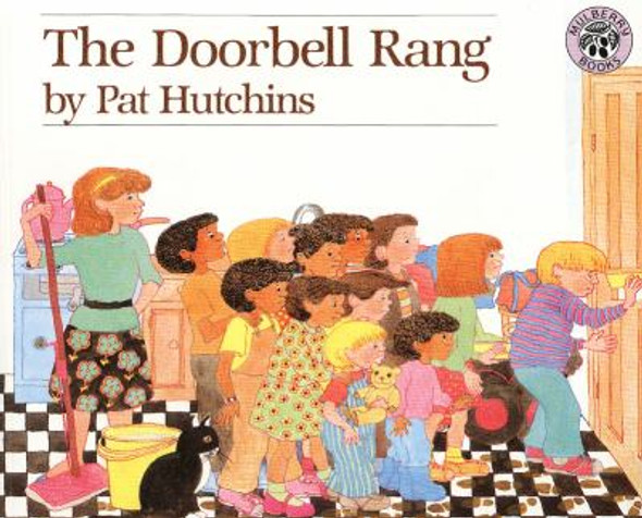 The Doorbell Rang [Paperback] Cover