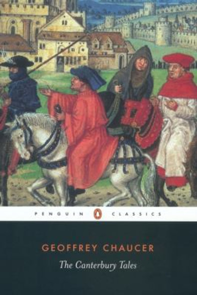 The Canterbury Tales [Paperback] Cover