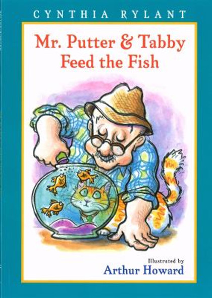 Mr. Putter and Tabby Feed the Fish [Paperback] Cover