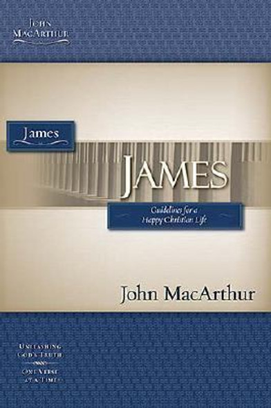 James [Paperback] Cover