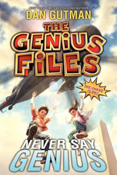 Never Say Genius Cover