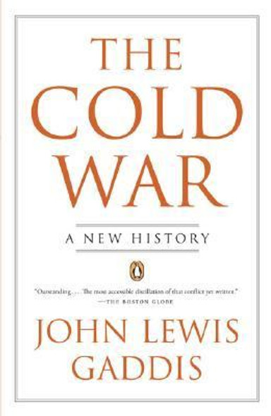 The Cold War: A New History [Paperback] Cover