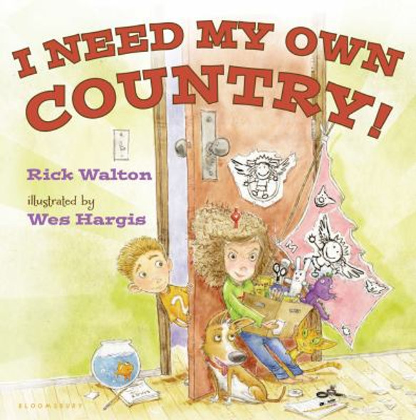 I Need My Own Country! [Hardcover] Cover