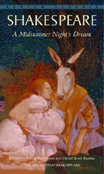 A Midsummer Night's Dream [Mass Market Paperback] Cover