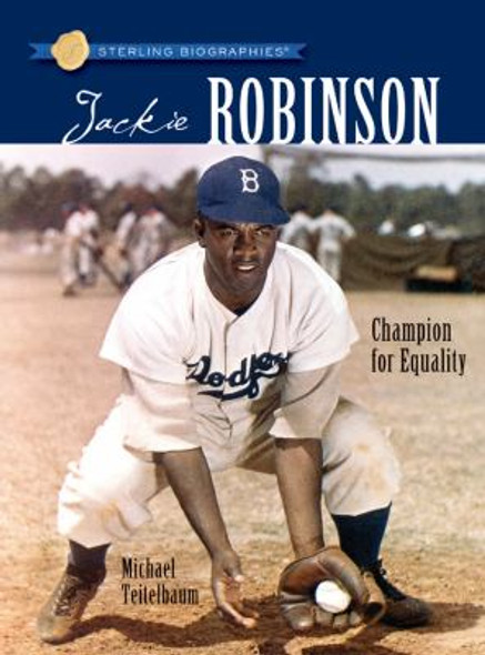 Jackie Robinson: Champion for Equality [Paperback] Cover