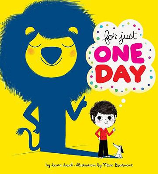 For Just One Day [Hardcover] Cover