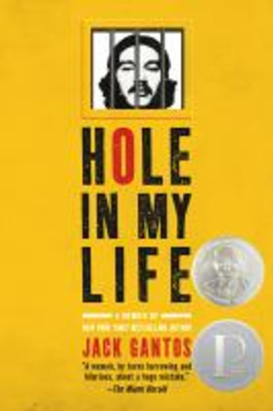 Hole in My Life [Paperback] Cover