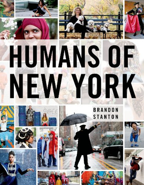 Humans of New York [Hardcover] Cover