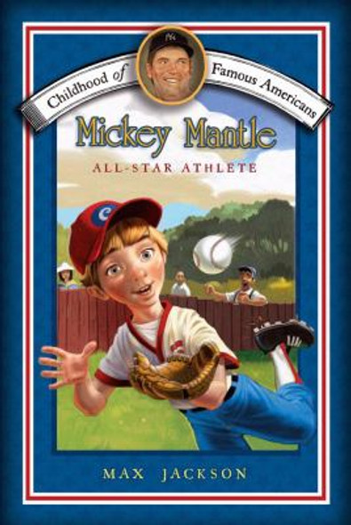 Mickey Mantle: All-Star Athlete [Paperback] Cover