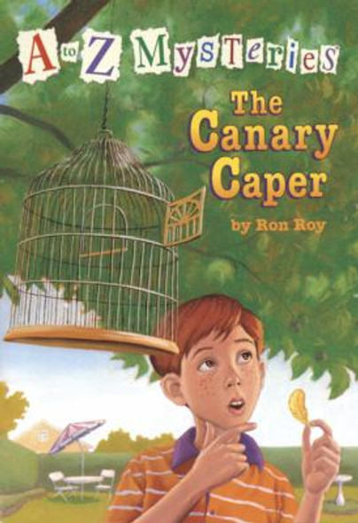 The Canary Caper [Mass Market Paperback] Cover