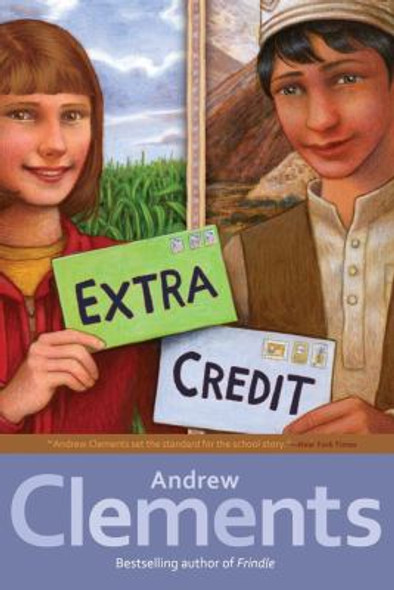 Extra Credit [Paperback] Cover