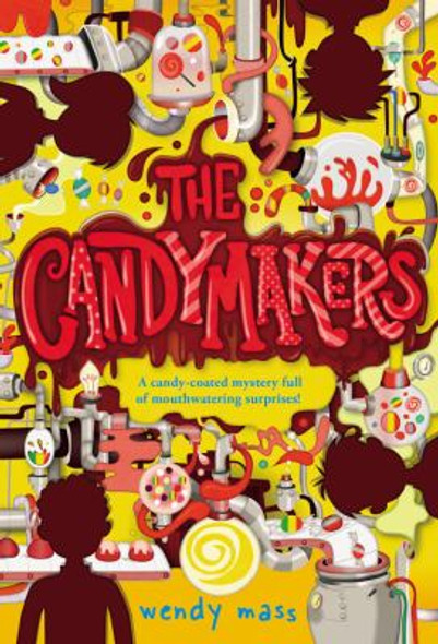 The Candymakers [Paperback] Cover