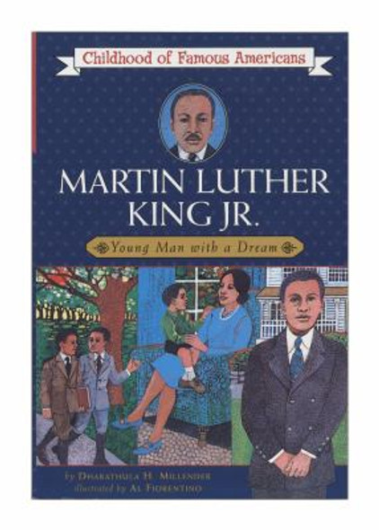 Martin Luther King, Jr.: Young Man with a Dream [Paperback] Cover