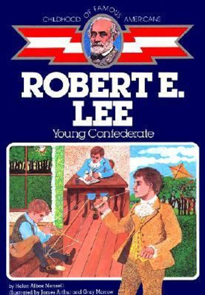 Robert E. Lee: Young Confederate [Paperback] Cover