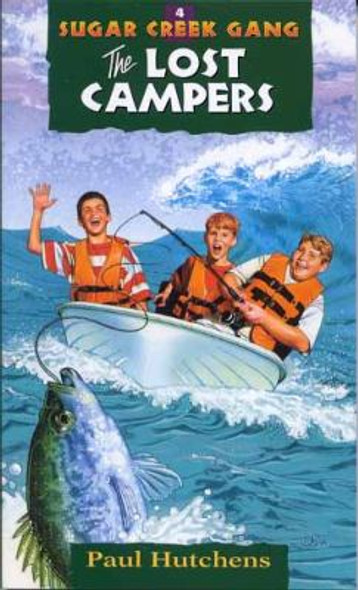 The Lost Campers [Paperback] Cover