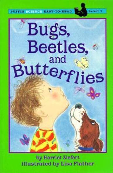 Bugs, Beetles, and Butterflies [Mass Market Paperback] Cover