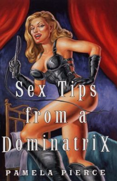 Sex Tips from a Dominatrix [Hardcover] Cover