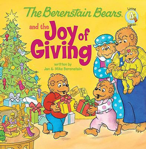 The Berenstain Bears and the Joy of Giving [Paperback] Cover