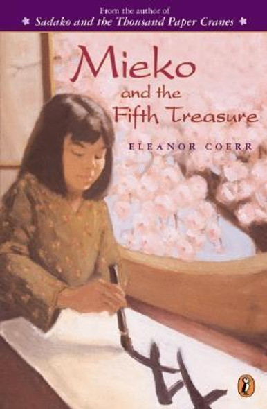 Mieko and the Fifth Treasure [Paperback] Cover