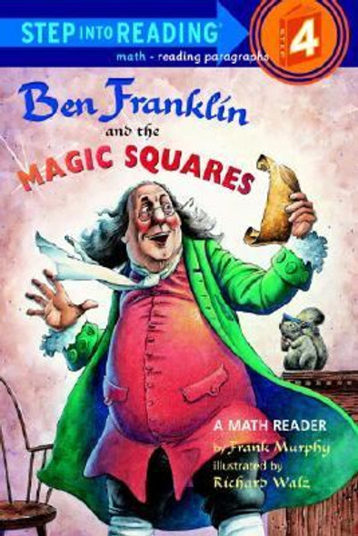 Ben Franklin and the Magic Squares [Paperback] Cover