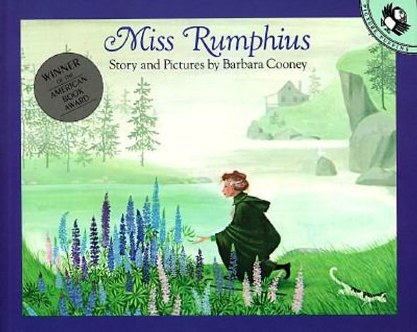 Miss Rumphius [Paperback] Cover