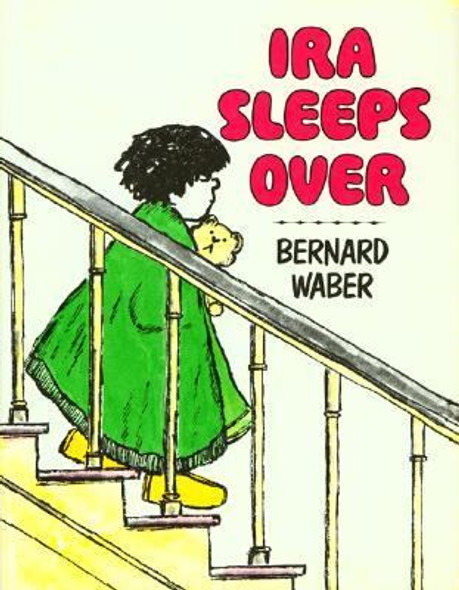 Ira Sleeps Over [Paperback] Cover