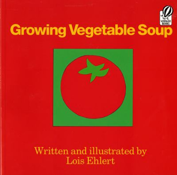 Growing Vegetable Soup [Paperback] Cover