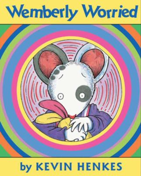 Wemberly Worried [Paperback] Cover