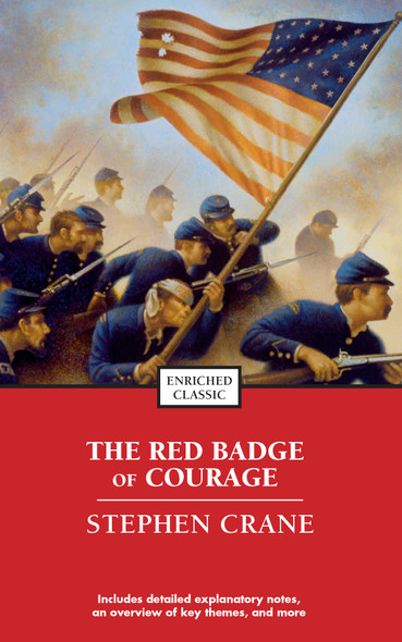 The Red Badge of Courage [Paperback] Cover