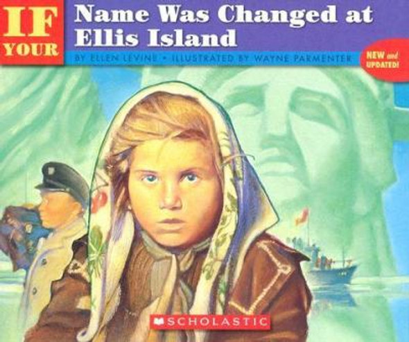 If Your Name Was Changed at Ellis Island [Paperback] Cover