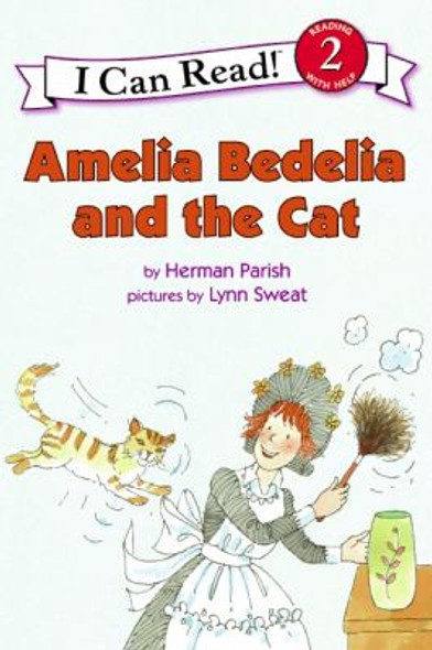 Amelia Bedelia and the Cat [Paperback] Cover