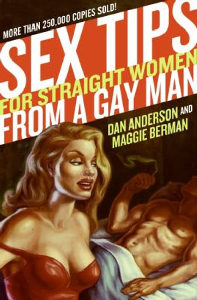 Sex Tips for Straight Women from a Gay Man [Paperback] Cover