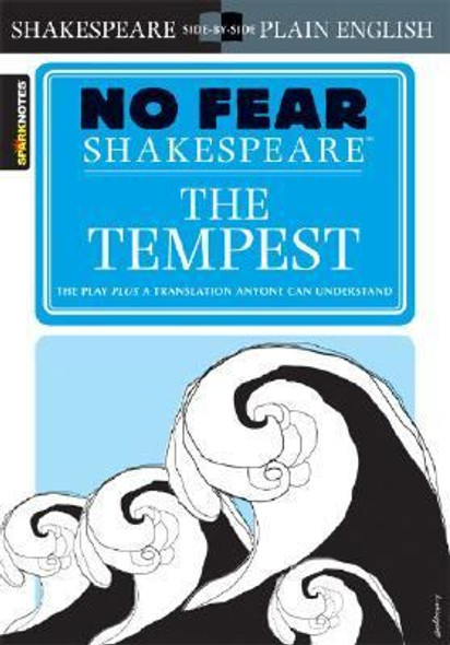 The Tempest (No Fear Shakespeare) [Paperback] Cover
