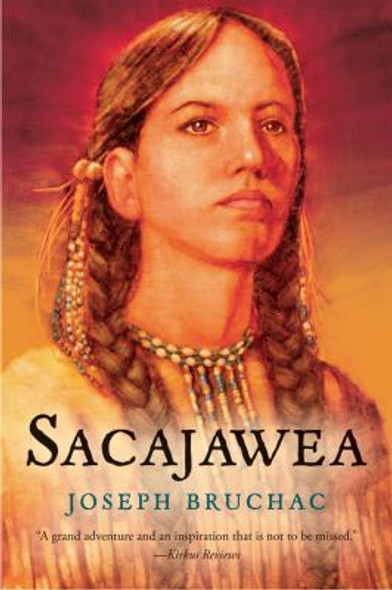 Sacajawea [Paperback] Cover