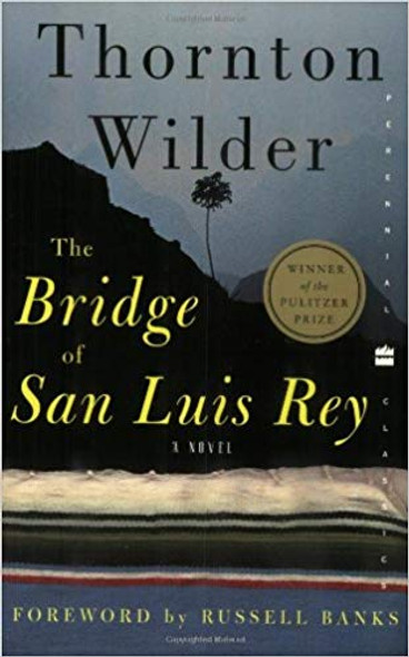 The Bridge of San Luis Rey [Paperback] Cover