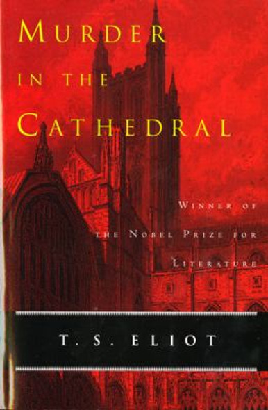 Murder in the Cathedral [Paperback] Cover