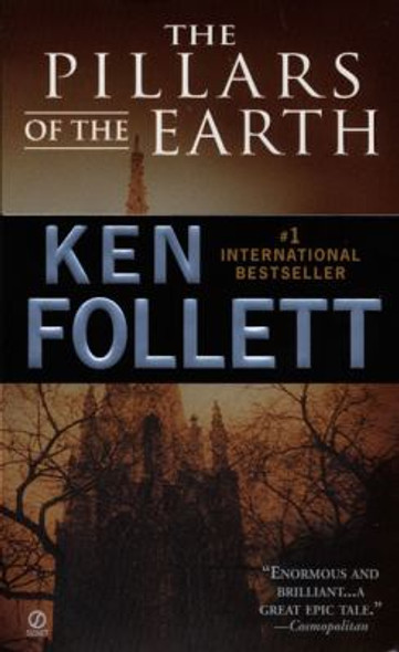 The Pillars of the Earth [Paperback] Cover