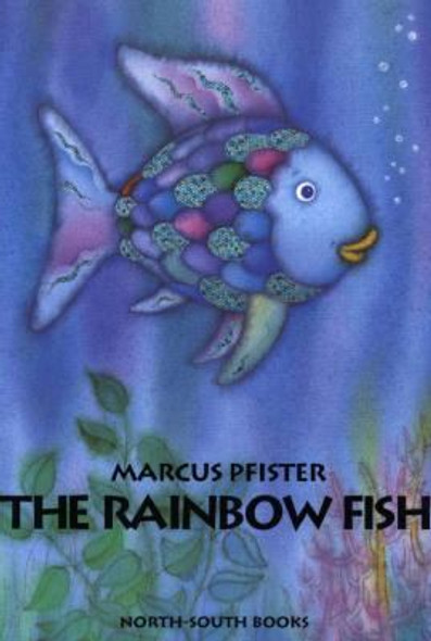 The Rainbow Fish Big Book [Paperback] Cover