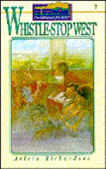 Whistle Stop West [Paperback] Cover