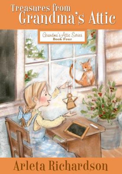 Treasures from Grandma's Attic [Paperback] Cover