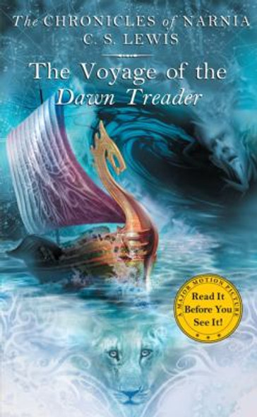 The Voyage of the Dawn Treader [Paperback] Cover