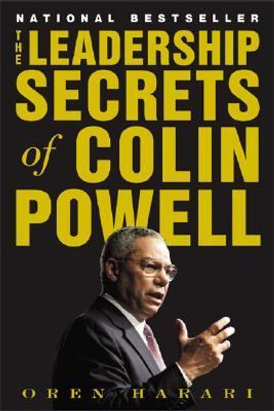 The Leadership Secrets of Colin Powell [Paperback] Cover