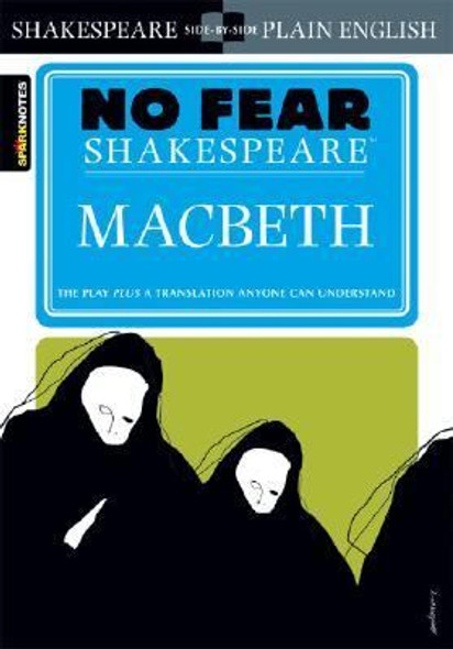 Macbeth (No Fear Shakespeare) [Paperback] Cover