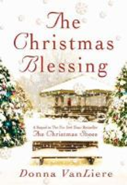 The Christmas Blessing [Hardcover] Cover